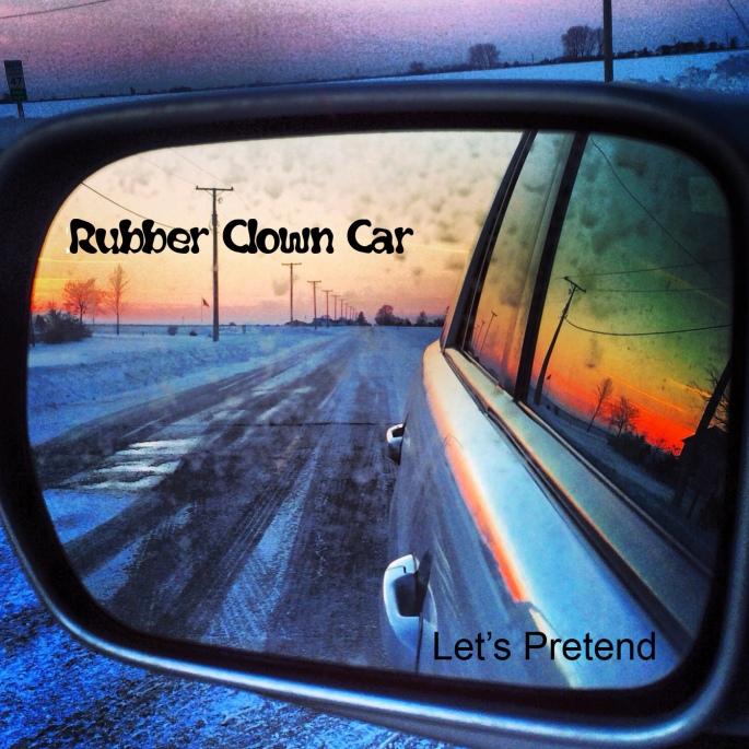 Let's Pretend CD Cover